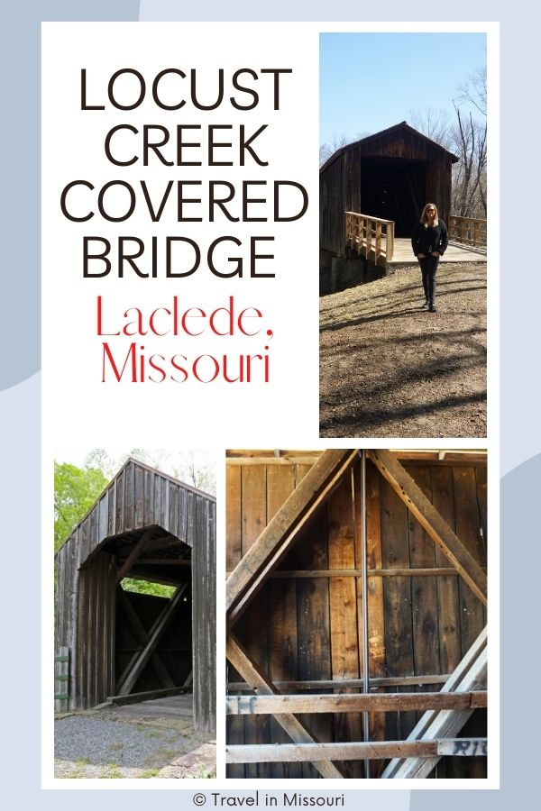 Missouri has four covered bridges still standing; they are beautiful and historic structures. Visiting them will take you along some of the most beautiful backroads in the state. Many of these are roads that you would never find yourself on unless you were hunting down Missouri covered bridges. Locust Creek Covered Bridge is a must-visit stop for any Highway 36 road trip.