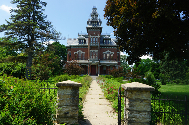 vaile mansion in independence mo
