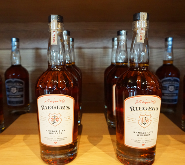 J Rieger & Co. whiskey