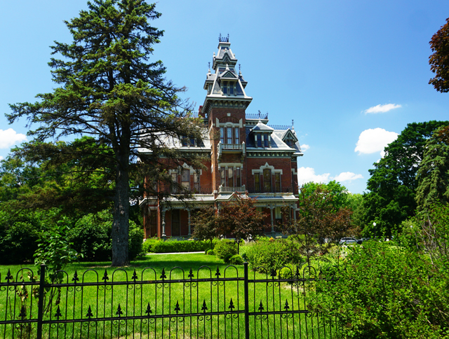 Vaile Mansion in Independence